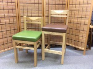 和風椅子(テーブル用、カウンター用)