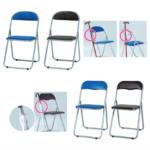 折りたたみテーブル、折たたみ椅子